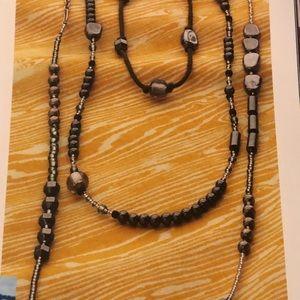 Silpada Dewdrops Necklace.